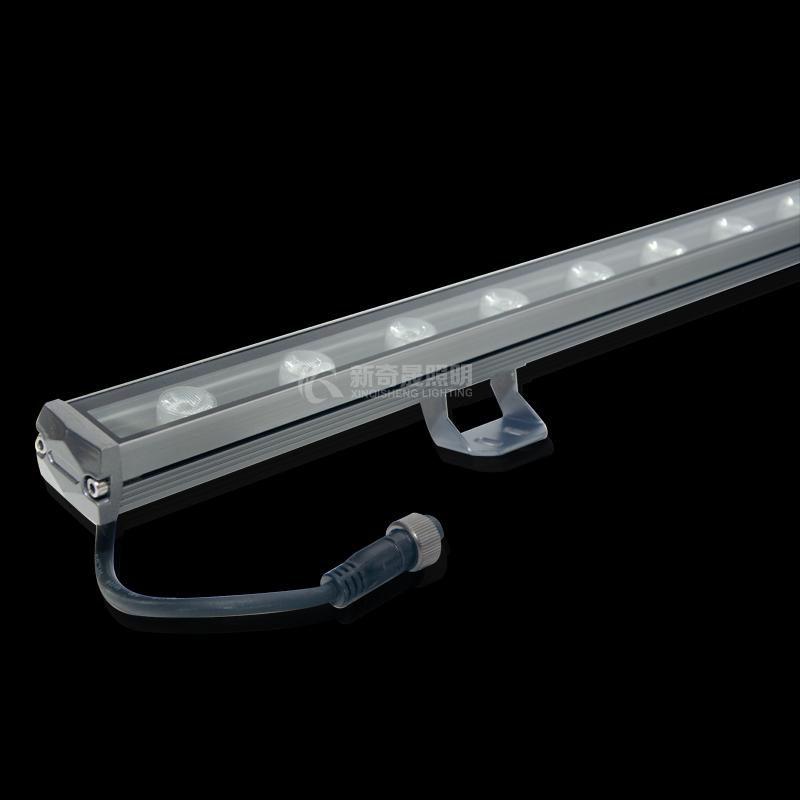室外洗墙灯透镜的发光角度怎么选择
