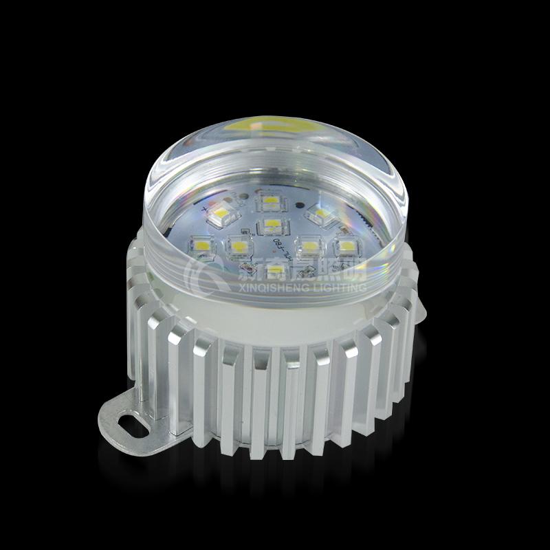 户外亮化工程LED点光源有那些类型
