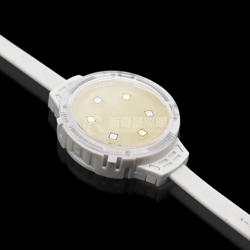 LED像素灯是什么,在亮化工程中有什么应用