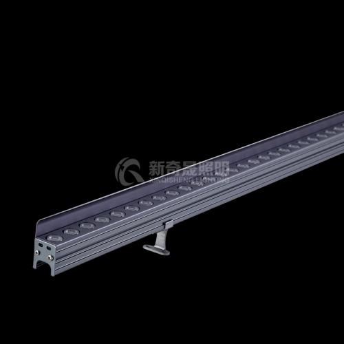 你知道线型洗墙灯选用光扩散透镜的原因吗?