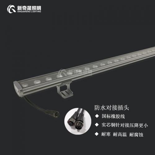 LED洗墙灯的控制方式有哪些