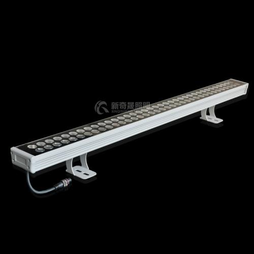led大功率洗墙灯能串接多少米