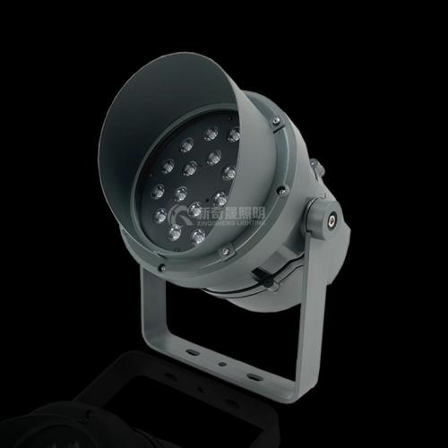 如何解决大功率LED投光灯内部水雾的问题