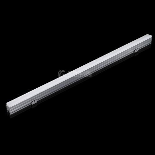 户外夜景亮化DMX512线条灯的特征