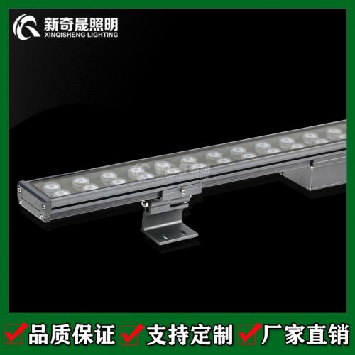 LED洗墙灯亮度不均匀有哪些影响