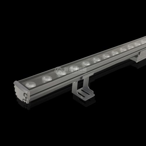 RGBW的LED洗墙灯长时间使用后,颜色和亮度与之前怎么不一样