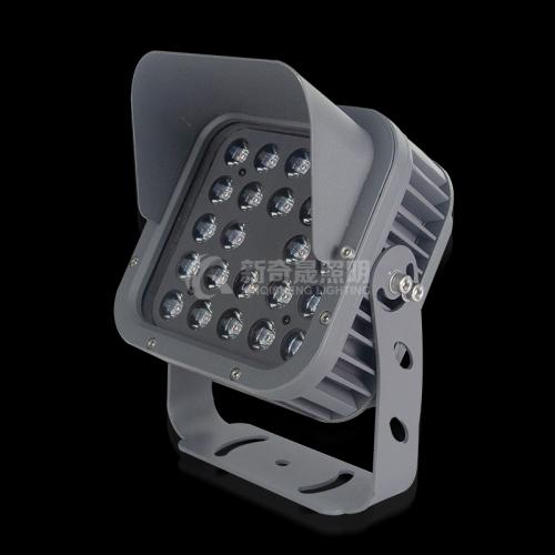 led七彩投光灯